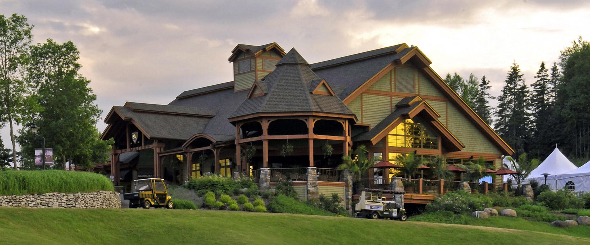 Golf Le Maître | Mont-Tremblant