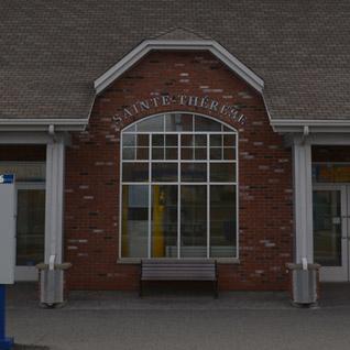 Gare intermodale Sainte-Thérèse
